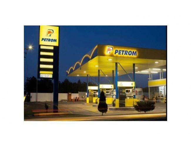 Petrom Gas Station - Bucharest
